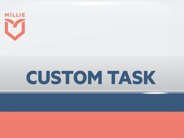 Service: Custom Service Package