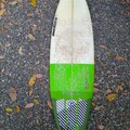 "For Rent: 5'8"" McKee - Diamond tail"