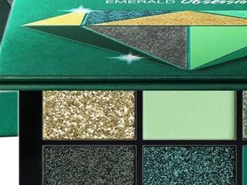 Buscando: Busco paleta esmeralda de huda