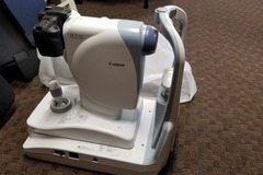Selling with online payment: Canon CR-2 Fundus Camera with FAF