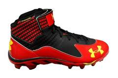 Buy Now: (14) pair BRAND NEW Under Armour Adult Football Cleats