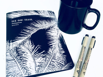 ": ""The Ink Trail Philippines 2018-2019"" Zine"