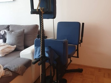 Selling with online payment: Electric standing frame