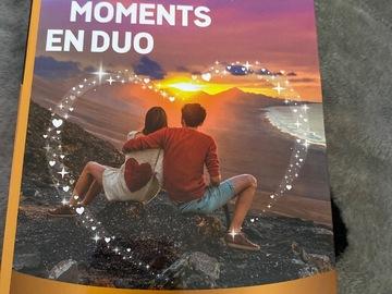 """Vente: Wonderbox """"Moments en duo"""" (29,90€)"""