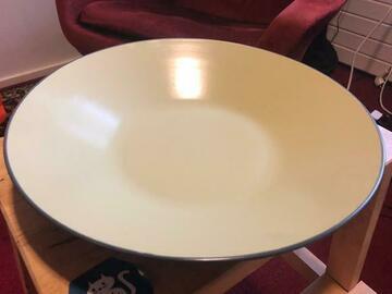 Myydään: Big plates 8 + 4