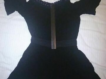 Selling: Black Jumpsuit