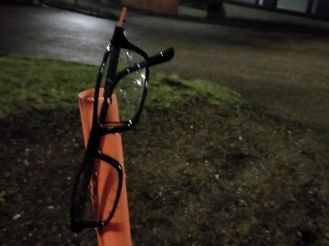 Giving away: Glasses found in otaniemi