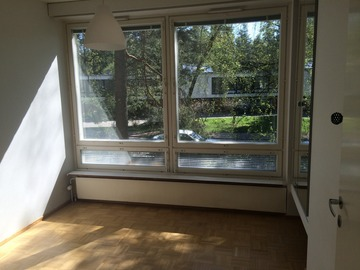 Renting out: Furnished room in a shared apartment. Close to Aalto