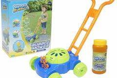 Make An Offer: Bubble Mower Toys