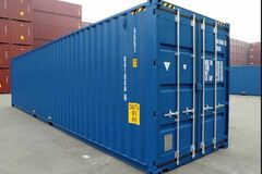 Querido: Wanted to Buy Two 40 Foot Standard Shipping Containers