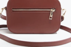 Make An Offer: Faux leather crossbody bag
