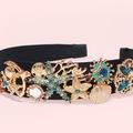: Barris Ocean of Dreams Crystals Embellished Handmade Headband