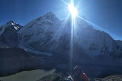 Offering with online payment: Mountain Flight for Everest Scenic View