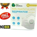 Buy Now:  N95 Face Masks Eco Solutions N95 Particulate Respirator CDC NIOS