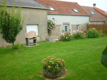 Location par mois: maison meublée a 15 mn de fiamanville (epr)