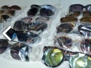 Buy Now: 1000 Pcs -- Assorted Sunglasses Brand new
