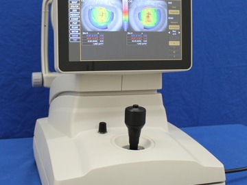 Selling with online payment: Topcon CA-800 Corneal Analyzer  Unit
