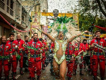 Suggestion: Carnaval de Loulé