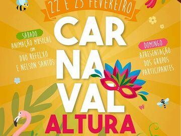 Suggestion: Carnaval de Altura