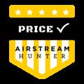 Services: Airstream Hunter Price Check
