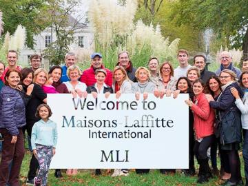 Actualité: Discover MLI - Maisons-Laffitte International