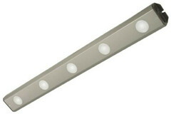 Buy Now: Good Earth Ecolight 24-Inch LED Plug In Light Bar, Stainless Stee