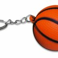 Buy Now: 200 Key Chains - Foam Sports Ball Soft Basketball Key Chain