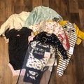 Buy Now: Lot of baby and kids clothing and pajamas