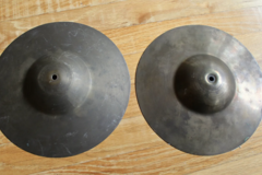"""Wanted/Looking For/Trade: Looking for Vintage 10"""" Deep Cup  Cymbals"""