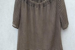 Selling: Sylvester striped top M