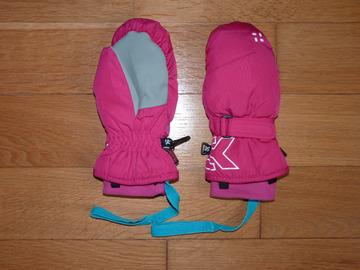 Vente: Moufles de ski fille skiset 6 ans TBE