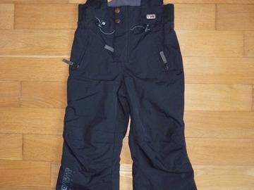 Vente: Pantalon de ski Napapijri 6-7 ans TBE
