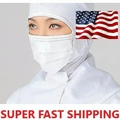 Buy Now: 50 PCS Disposable 2-Ply Face Mask Medical Anti-Dust Industrial Na