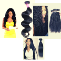 Buy Now: Virgin Human Hair Wig 9 Bundle Malaysian India Brazilian Weave