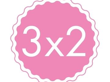 Venta: 3x2