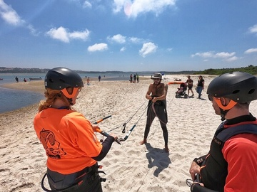 Course & Accomodation: 8 Days Kite Surf Camp in Obidos,  Portugal