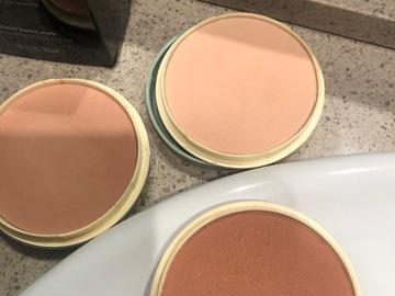 Venta: Polvos crema Maderas