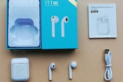 Buy Now: Lot of 30 Generic I11 air pods, Bluetooth, headset FREE SHIPPING