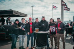 Paid Events: Guardians G11 Tailgate Crew 3/28