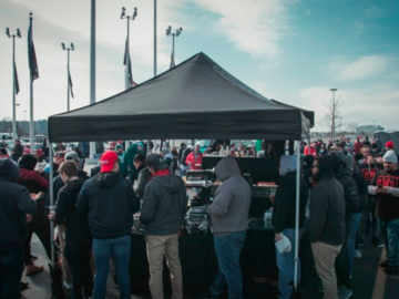 Paid Events: Guardians G11 Tailgate Crew 4/4
