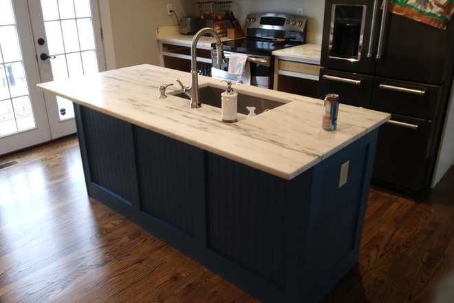 Kitchen Cabinets Painting In Blanchester Ohio Service Hub