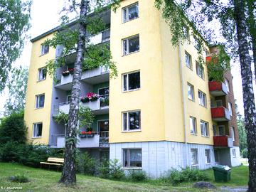 Renting out: Hyväkuntoinen yksiö, Tapiola/Otsonlahti 1.4. alkaen