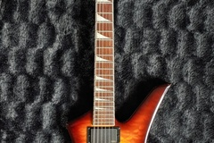 Selling: Jackson X Series KEXMG Kelly Tobacco Burst Electric Guitar