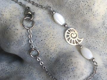 Vente au détail: Bracelet coquillage