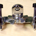 """Selling with online payment: 1970s LUDWIG """"Ringo"""" bass drum clamp on stop"""