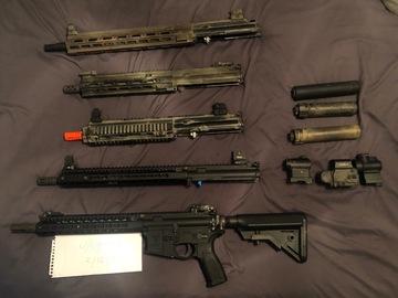 Selling: VFC M4/ VFC 416 Uppers