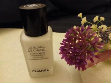 Venta: Prebase Chanel Le Blanc con dosificador