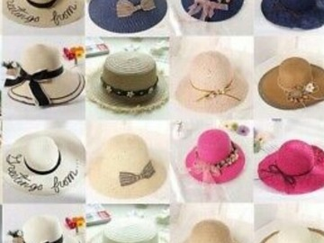 Buy Now: New 100 Mixed Style Hats! Cheap! STOCK FOR SUMMER!