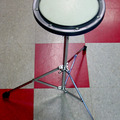 Selling with online payment: Remo practice pad w/ correct Remo stand