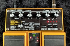 Selling: BOSS OD-20 Drive Zone Twin Overdrive Guitar Effects Pedal - Used